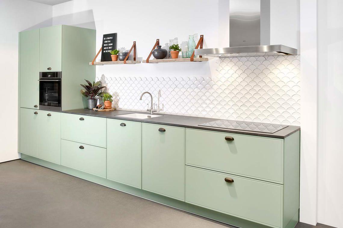 Welke Kleur Wordt Uw Keuken Elke Ral En Sikkens Kleur Is Mogelijk Keur