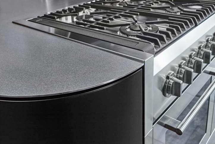 Keuken Design Met Cachet : Een RVS aanrechtblad past in iedere ...
