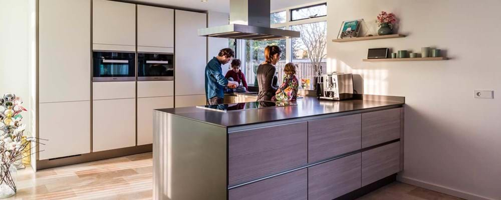 SieMatic keuken Heiloo