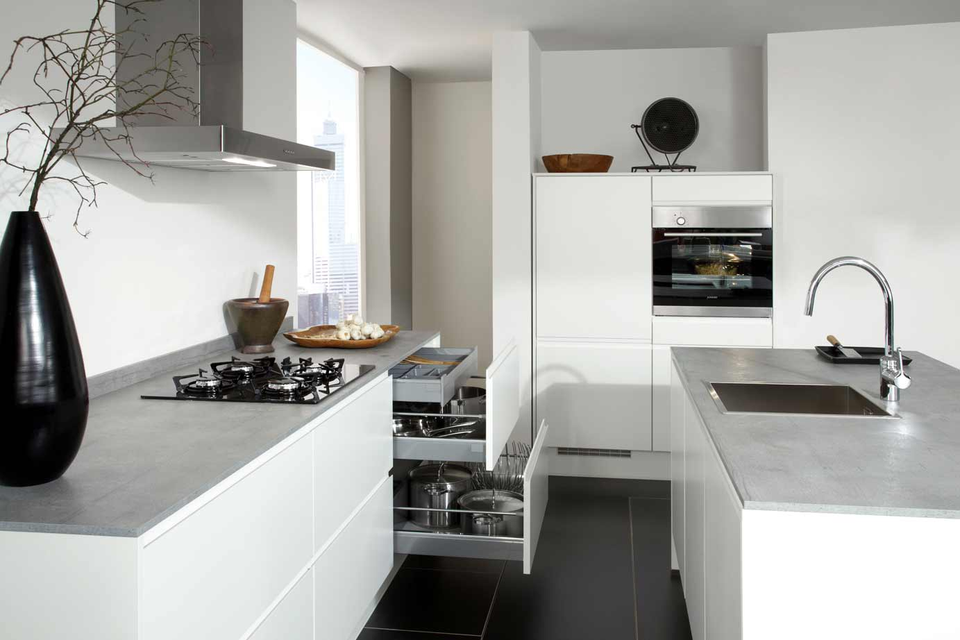 Design Keuken Showroom : Keuken ontwerpen maak kennis met slimme techniek keur