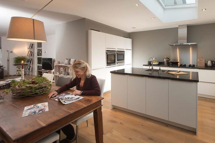 Design keukens siematic en eigen merken keur - Oude en moderne keuken ...