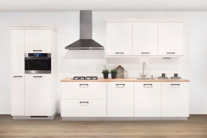 Afwerking Witte Keuken : Witte keukens. meer informatie voorbeelden. keur