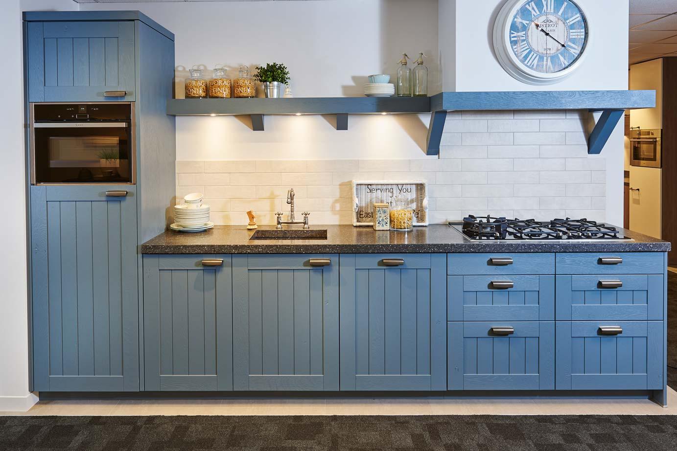 Houten Keuken Geverfd : Houten keukens met allerhoogste klanttevredenheid keur