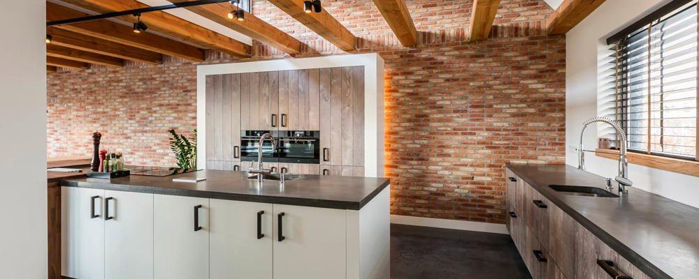 Populair Een landelijk moderne keuken kopen in Limmen? Lees klantervaring #CV74