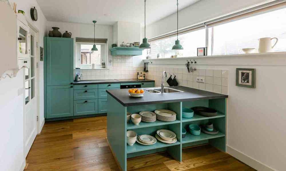 Beroemd Landelijke keuken met eiland kopen in Hilversum? Lees ervaringen @FH91